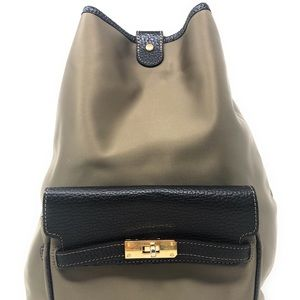 Yurie Nitani Shoulder Bag and Backpack in One